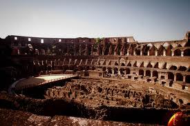 İtalya Colosseum
