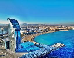 Barcelona Sahil